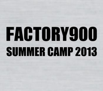 FACTORY900 Tシャツ