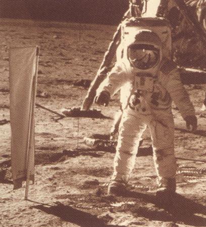 アポロ11号月面着陸