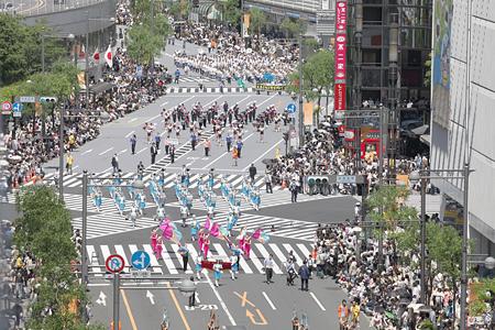 銀座柳祭り2013