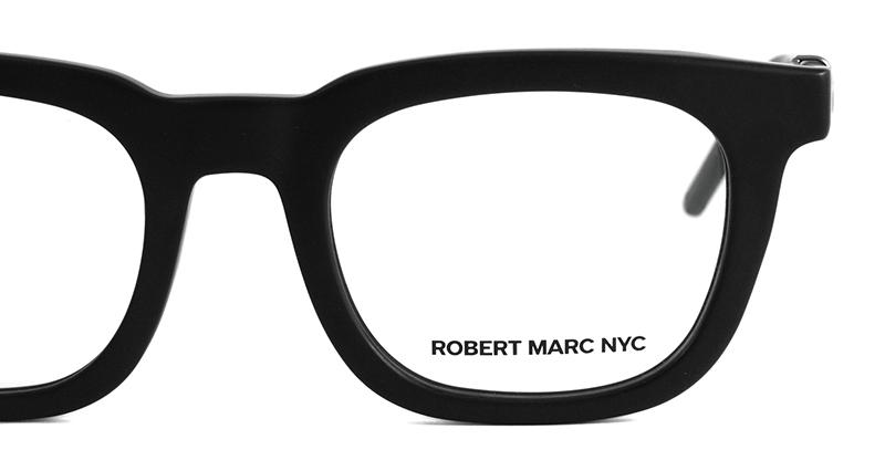ROBERT MARC NYC Series1-1013 col*010M Black Matt