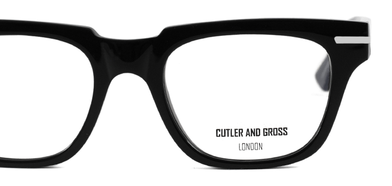 CUTLER AND GROSS CGOP1355 col*01 BLACK
