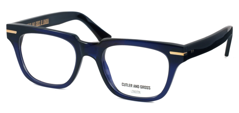 CUTLER AND GROSS CGOP1355 col*03 Midnight Rambler Blue