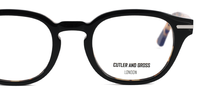 CUTLER AND GROSS 1356 col*03 Black Taxi