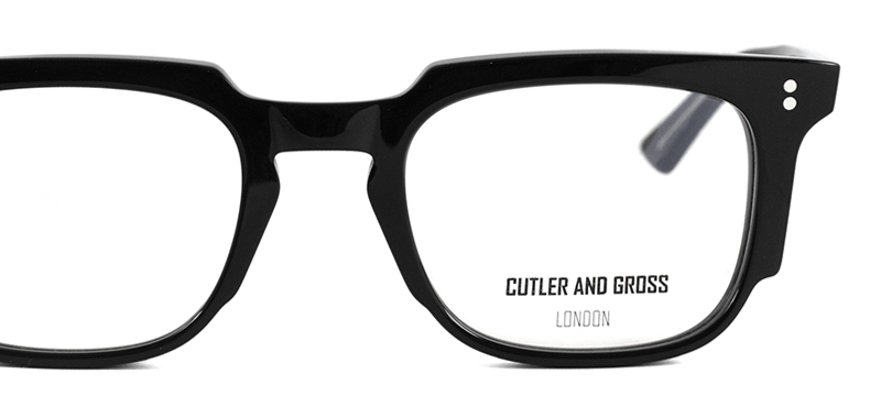 CUTLER AND GROSS 1382 col*01 Black