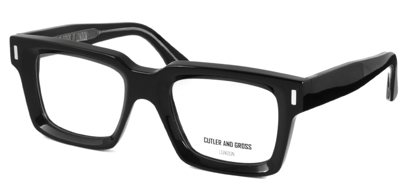 CUTLER AND GROSS 1386 col*01 Black
