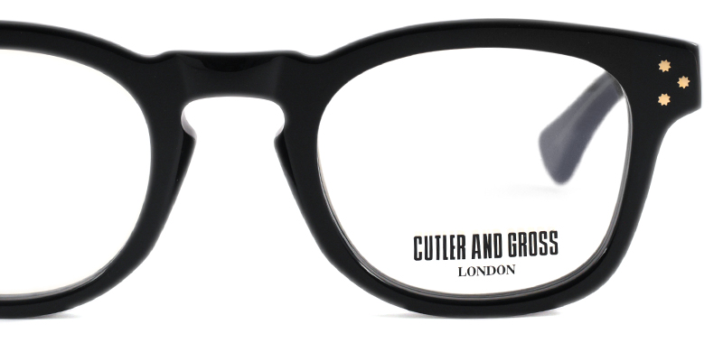 CUTLER AND GROSS CGOP1389 col*01 BLACK