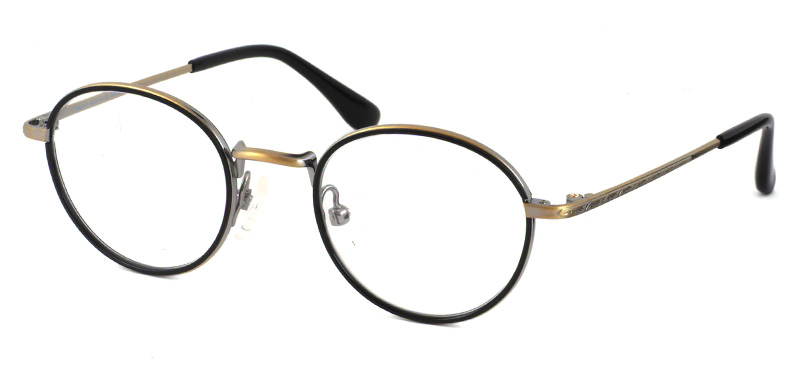 BCPC Kids BK-017 col.04 Black/Antique Gold