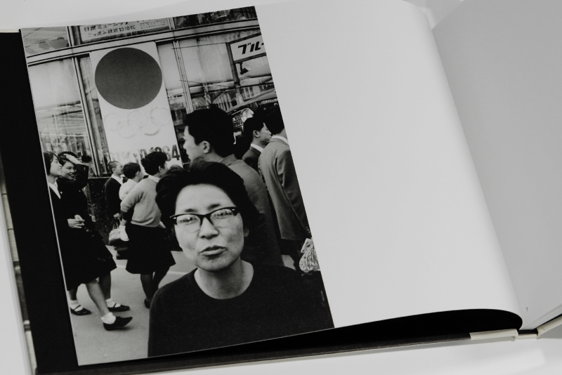 『GINZA TOKYO 1964』伊藤昊