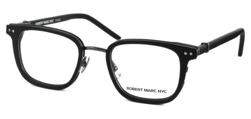ROBERT MARC NYC Series2-2010 col*118M Black Satin