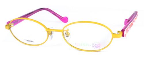 黄色いメガネ