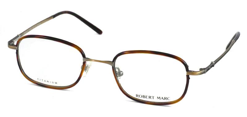 ROBERT MARC 438 col*33 Tortoise/Antique Gold