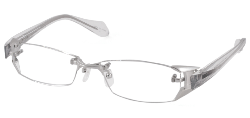 JAPONISM JN-510 col.05 white silver
