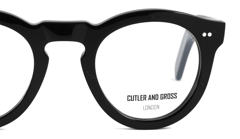 CUTLER AND GROSS 0734V3 col*01 Black