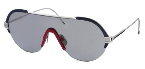 Thom Browne TBS811 col.03 NWR Navy-White-Red