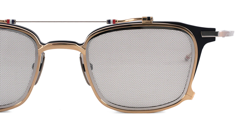 Thom Browne TBX817 col.03 NVY-GLD