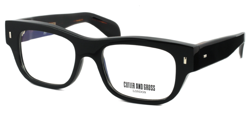 CUTLER AND GROSS CGOP9692 col*01 BLACK