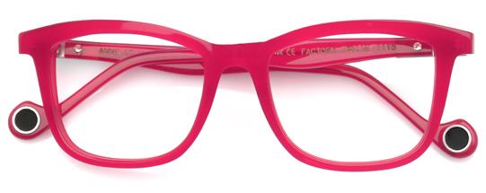 赤いメガネ