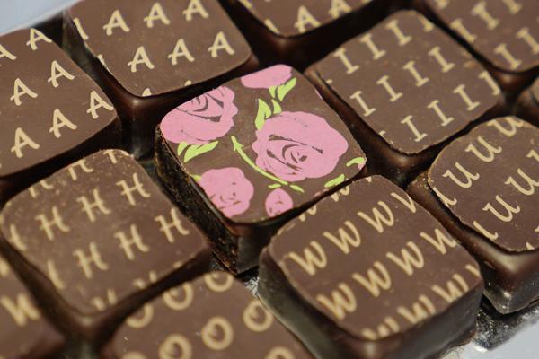 ジョエルデュランのチョコレート
