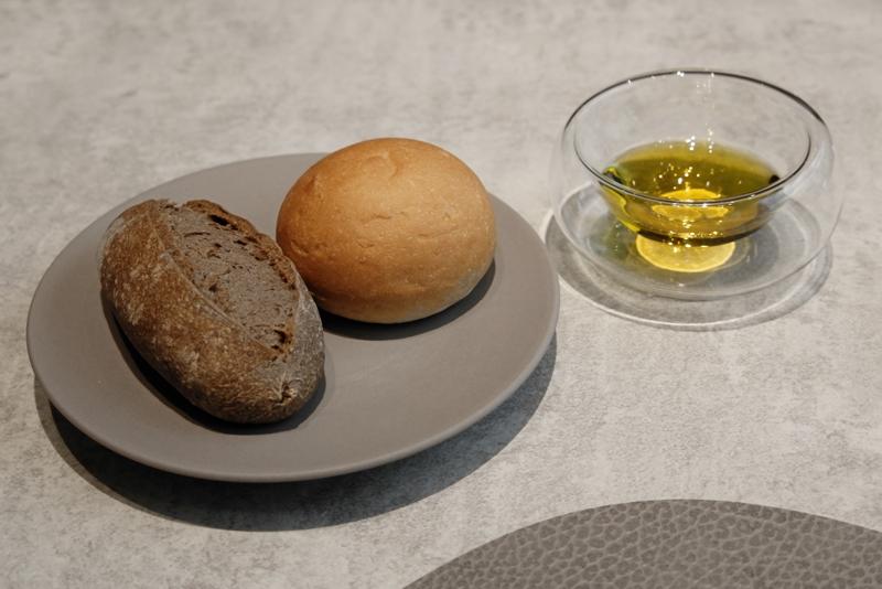 アマランサスのパン、柔らかい丸パン