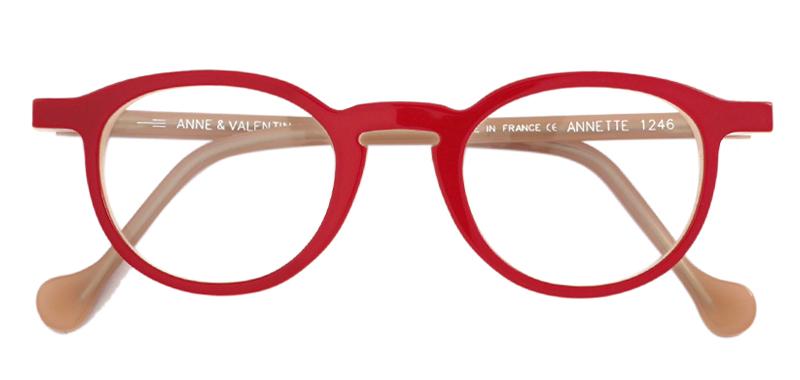 Anne et Valentin ANNETTE col*1246