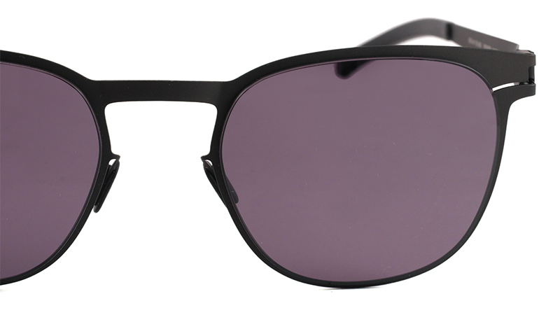 MYKITA EASTON col.002 Black/Hi-Contrast Gray