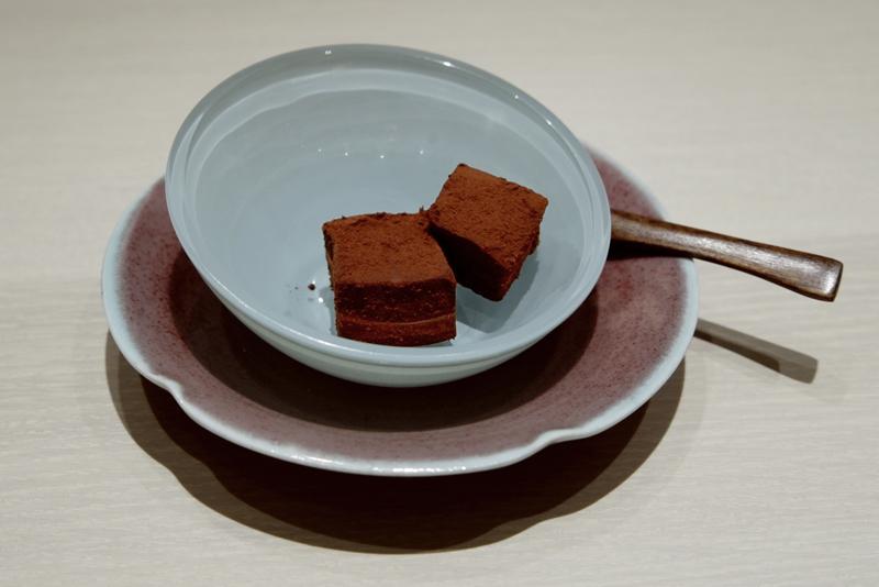 チョコレートわらび餅