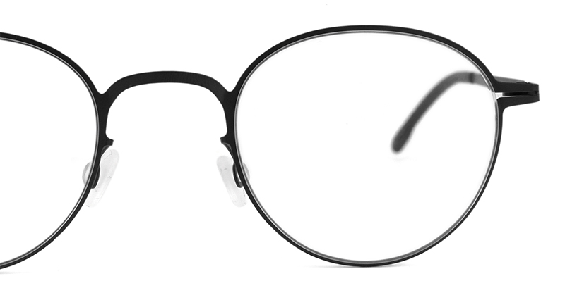 MYKITA FLEMMING col*002 Matt Black