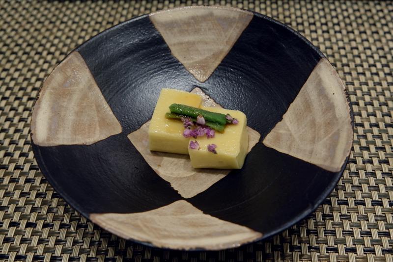 ゴールドラッシュの豆腐