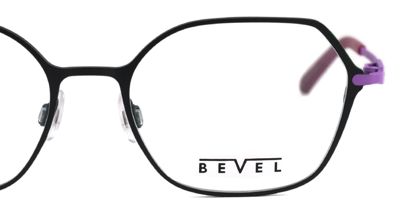 BEVEL 8730 Hagia Sophia col*BKPD Black/Purple Dream
