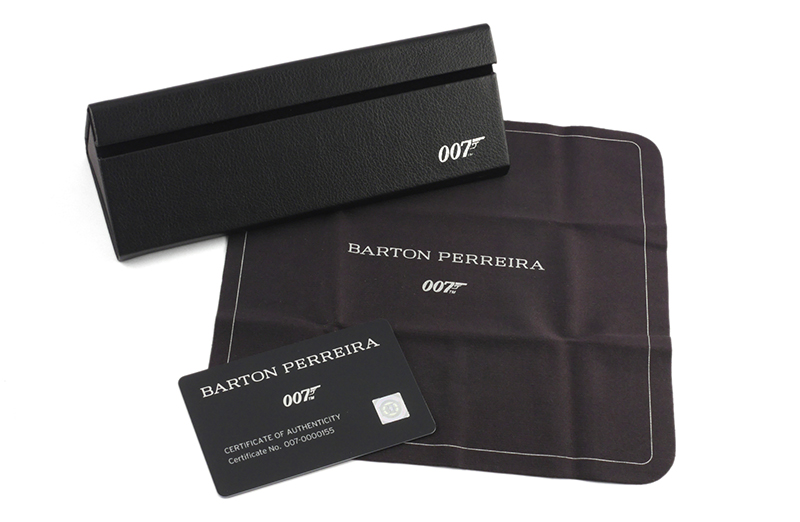 Barton Perreira NORTON(50)(AF) col.CHE/BTG
