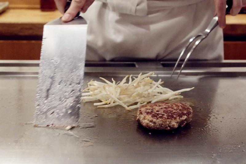黒毛和牛ハンバーグステーキ200g