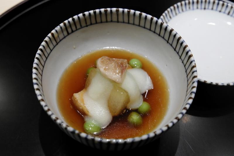 金華豚の角煮