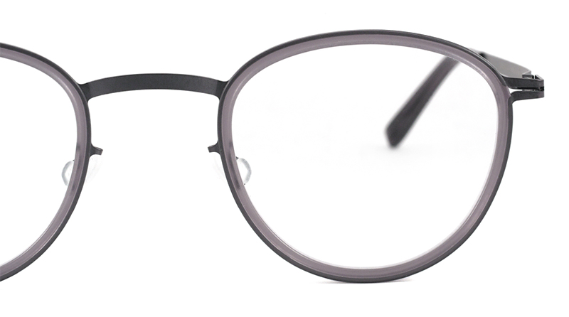 MYKITA KIRIMA col*884 Matt Smoke/Blackberry