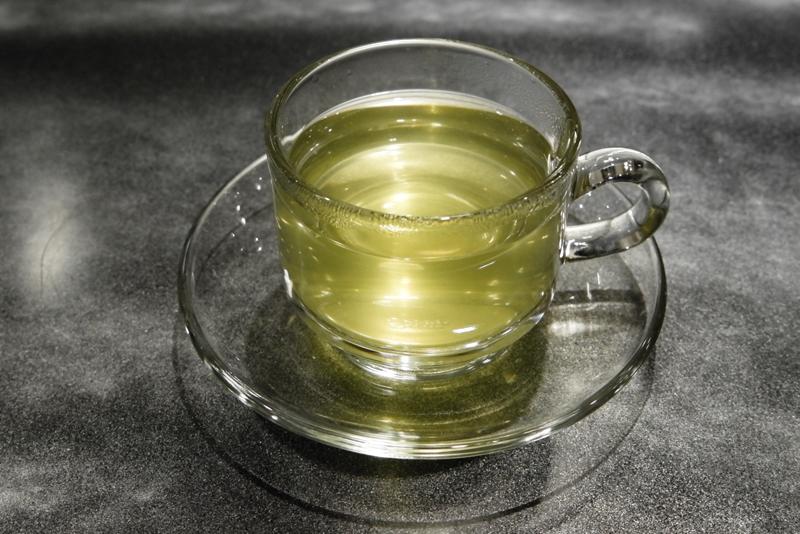 うおがし銘茶の煎茶