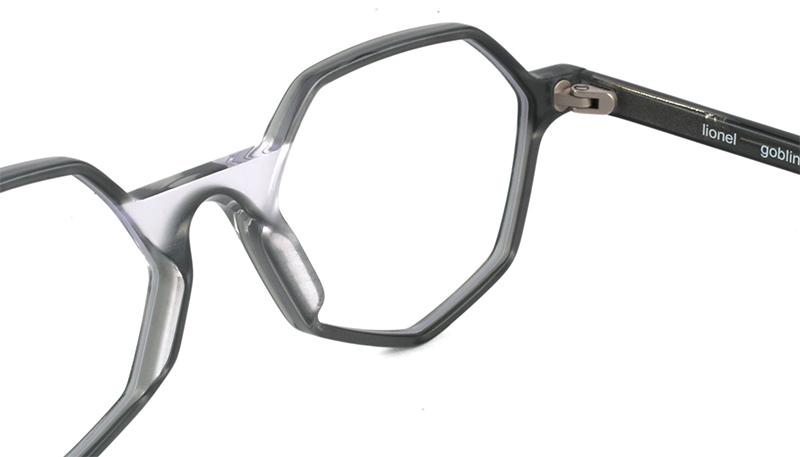 KOMOREBI Eyewear Lionel col.Goblin Green