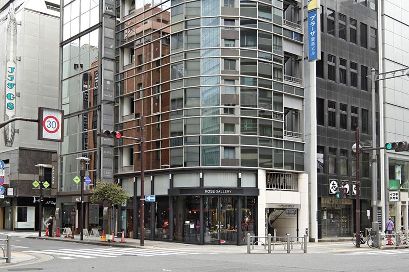 プラーザ銀座ビルの4階