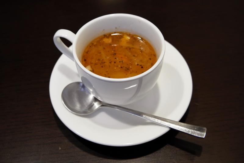 ミネストローネ風スープ