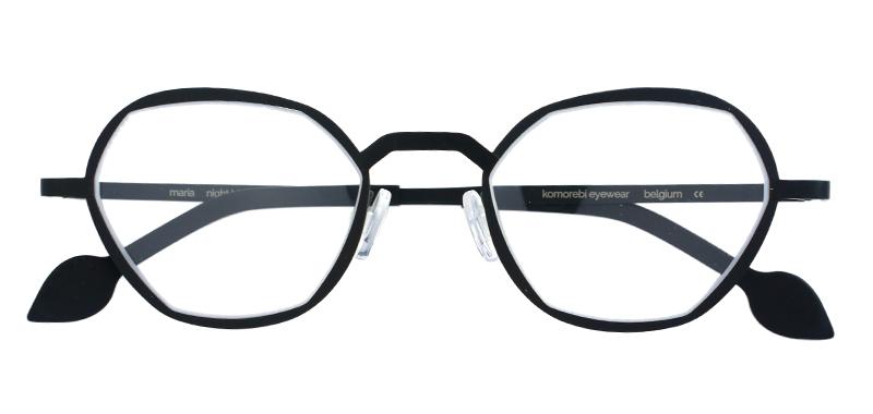 Komorebi Eyewear MARIA col.Night Black
