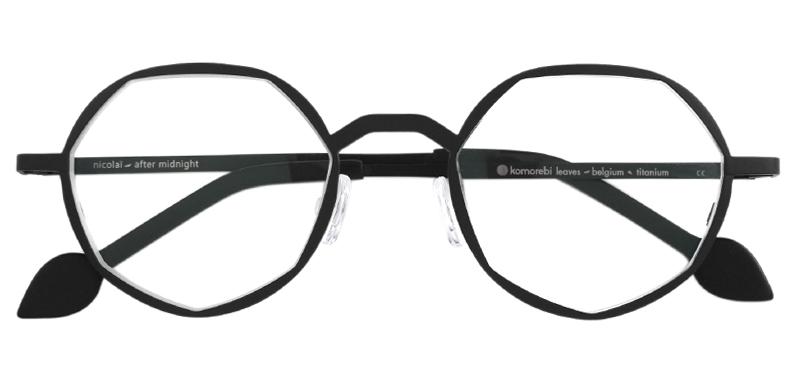 Komorebi Eyewear NICOLAI col.After Midnight