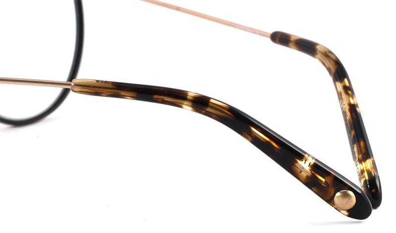 GLCO PALOMA col.Matte Black-Gold
