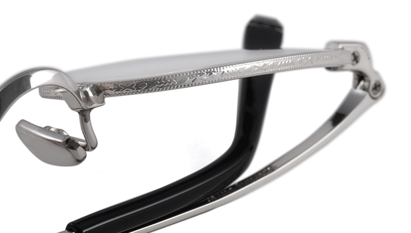 American Optical Sterling Silver PREMIUM-003 col.Shiny