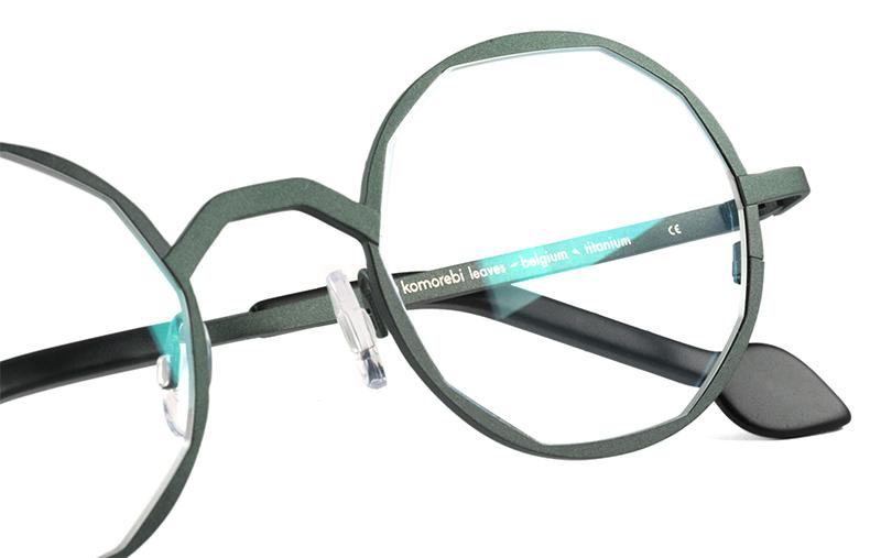 Komorebi Eyewear RENEE col.Proud Pebble