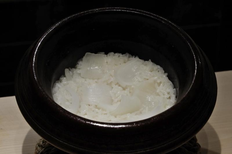 新タマネギご飯